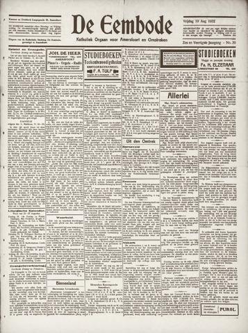 De Eembode 1932-08-19