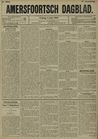 Amersfoortsch Dagblad 1909-06-04