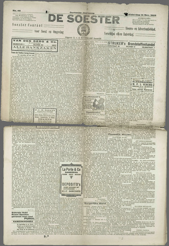 Soester Courant 1925-11-14