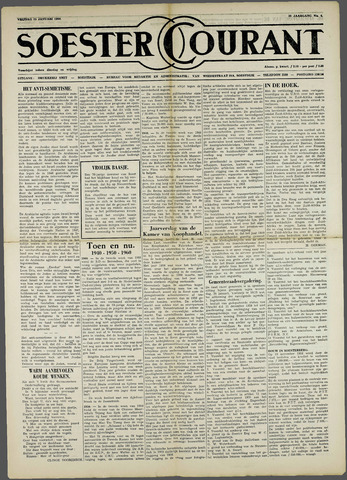 Soester Courant 1960-01-15