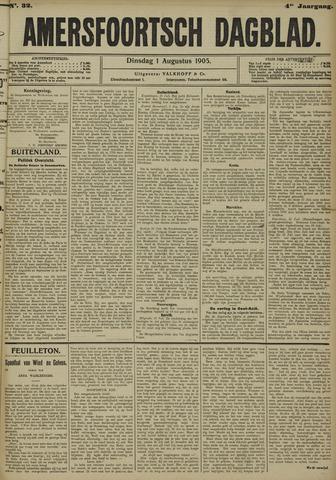 Amersfoortsch Dagblad 1905-08-01