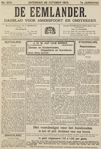 De Eemlander 1910-10-29