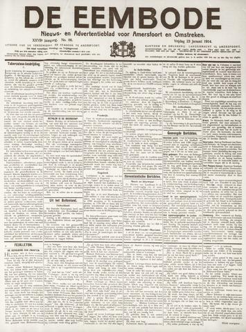 De Eembode 1914-01-23