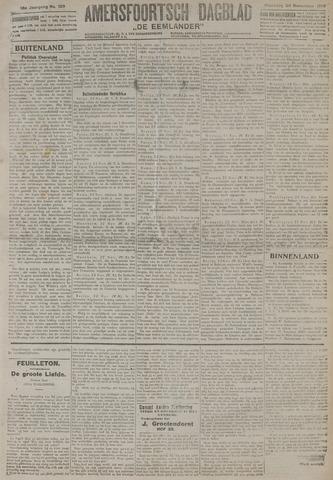 Amersfoortsch Dagblad / De Eemlander 1919-11-24