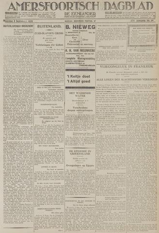 Amersfoortsch Dagblad / De Eemlander 1928-09-03