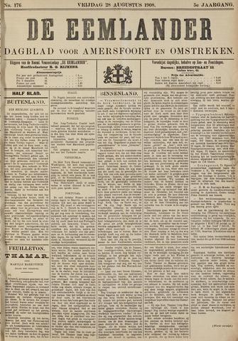 De Eemlander 1908-08-28