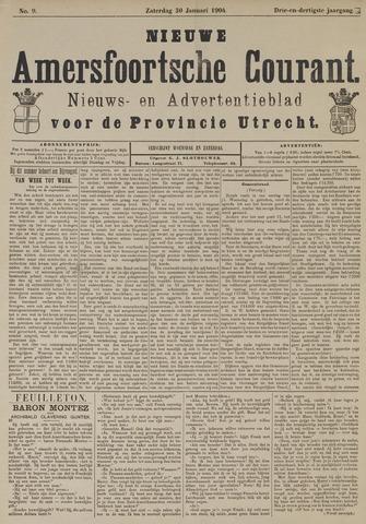 Nieuwe Amersfoortsche Courant 1904-01-30