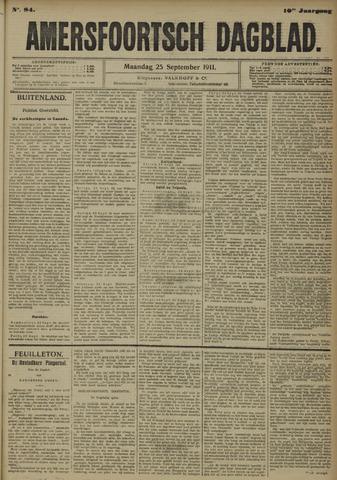 Amersfoortsch Dagblad 1911-09-25