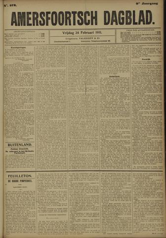 Amersfoortsch Dagblad 1911-02-24