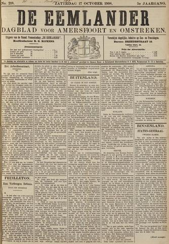 De Eemlander 1908-10-17