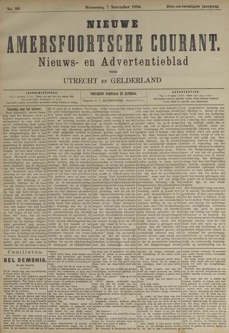 Nieuwe Amersfoortsche Courant 1894-11-07