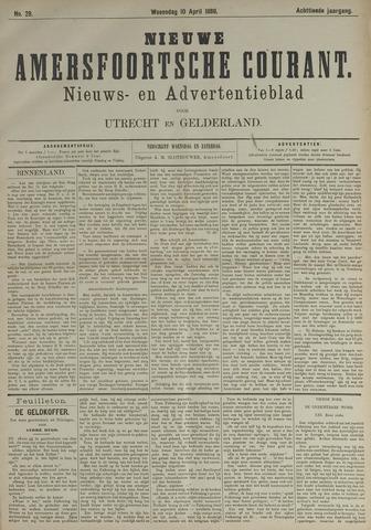 Nieuwe Amersfoortsche Courant 1889-04-10