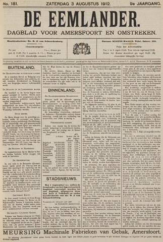 De Eemlander 1912-08-03