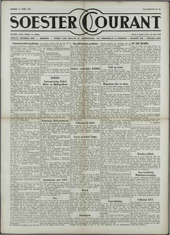 Soester Courant 1958-04-15