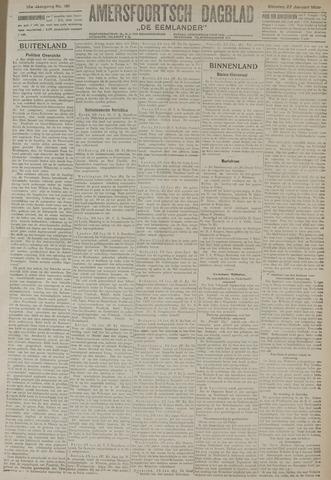 Amersfoortsch Dagblad / De Eemlander 1920-01-27