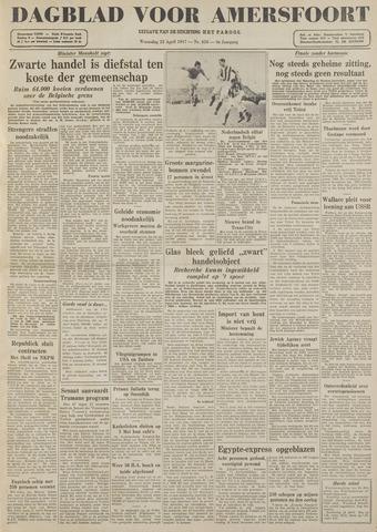 Dagblad voor Amersfoort 1947-04-23