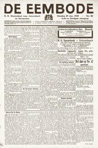 De Eembode 1925-01-27