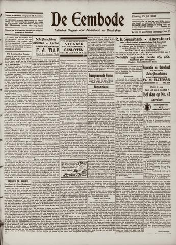 De Eembode 1933-07-25