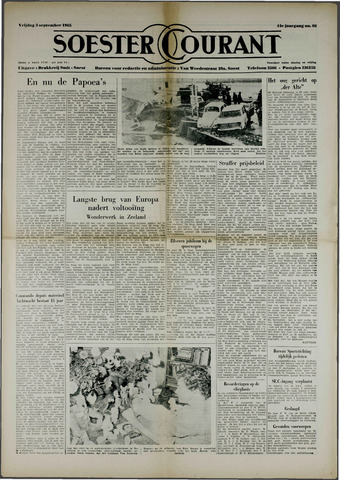 Soester Courant 1965-09-03