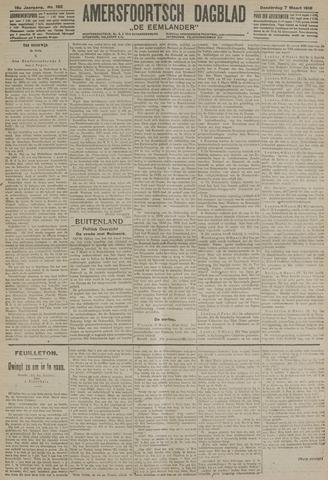 Amersfoortsch Dagblad / De Eemlander 1918-03-07