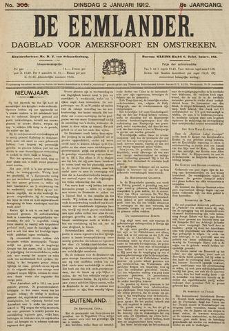 De Eemlander 1912-01-02