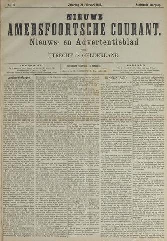Nieuwe Amersfoortsche Courant 1889-02-23