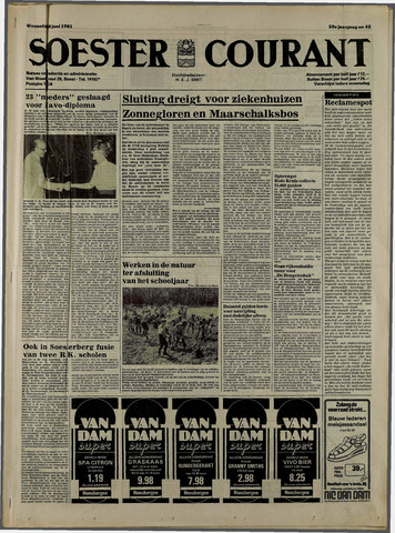 Soester Courant 1981-06-10