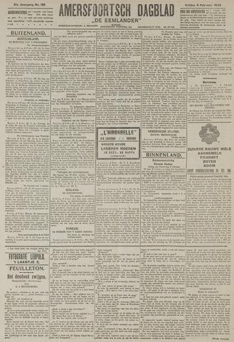 Amersfoortsch Dagblad / De Eemlander 1923-02-09