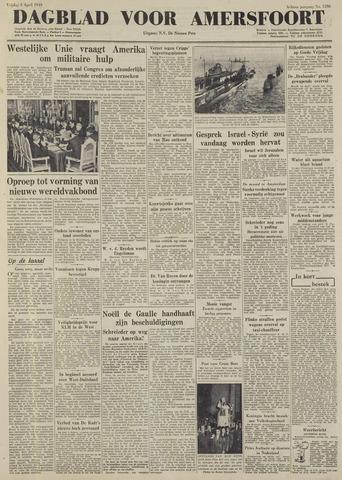 Dagblad voor Amersfoort 1949-04-08