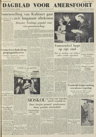 Dagblad voor Amersfoort 1951-03-09