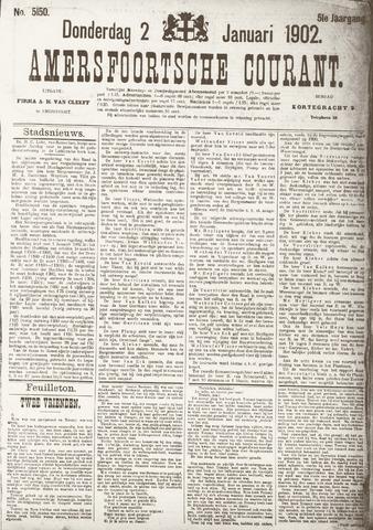 Amersfoortsche Courant 1902