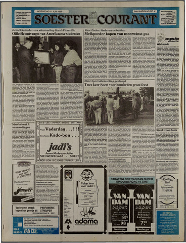 Soester Courant 1986-06-11