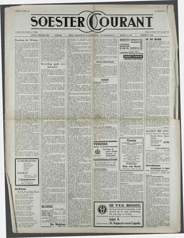Soester Courant 1954-04-09