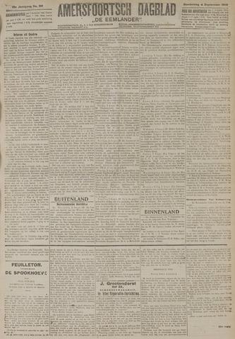 Amersfoortsch Dagblad / De Eemlander 1919-09-04