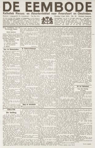 De Eembode 1916-06-06