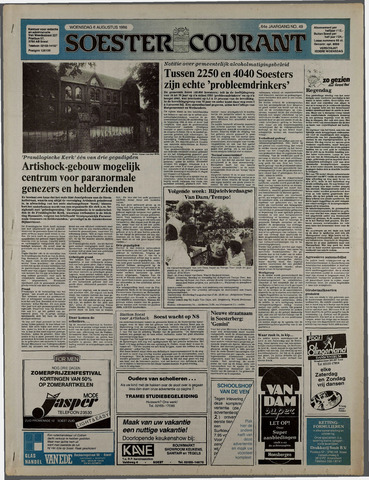 Soester Courant 1986-08-06