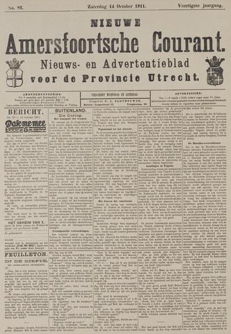 Nieuwe Amersfoortsche Courant 1911-10-14