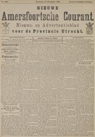 Nieuwe Amersfoortsche Courant 1898-12-21