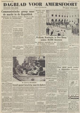 Dagblad voor Amersfoort 1948-09-20