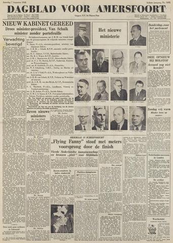 Dagblad voor Amersfoort 1948-08-07