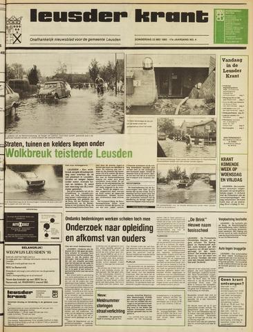 Leusder Krant 1985-05-23