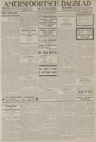 Amersfoortsch Dagblad / De Eemlander 1928-08-03