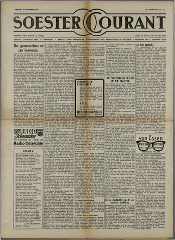 Soester Courant 1955-09-30