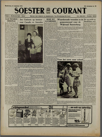 Soester Courant 1972-08-24