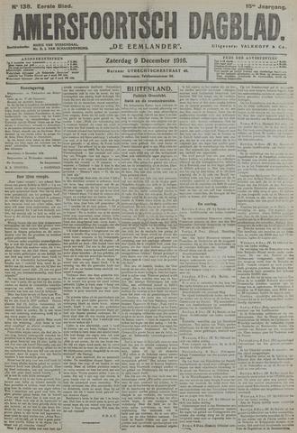 Amersfoortsch Dagblad / De Eemlander 1916-12-09