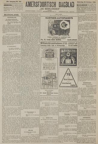 Amersfoortsch Dagblad / De Eemlander 1926-10-30