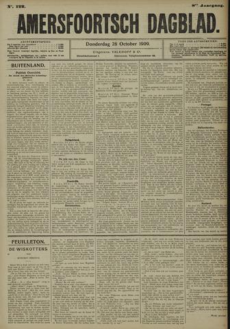 Amersfoortsch Dagblad 1909-10-28