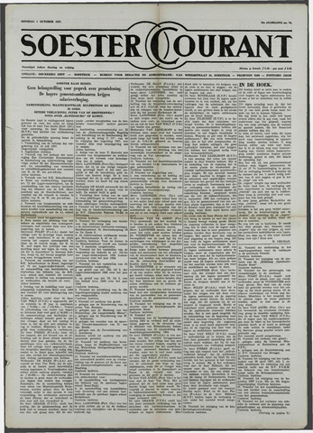 Soester Courant 1957-10-01