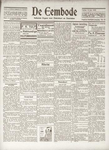 De Eembode 1935-06-14