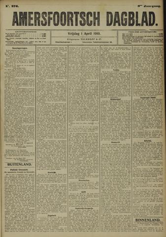 Amersfoortsch Dagblad 1910-04-01